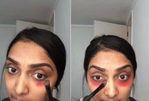 Coisas de maquiagem