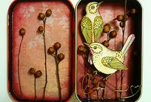 Altered Tins ***