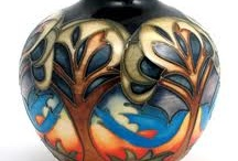 MOORCROFT POTTERY #2 / RE-PINNERS ALWAYS WELCOME!         NO LIMITS, NO BLOCKING / by janabear