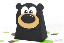 Party Themes   Woodland & Forest Animals / Decorations, activities, favors and food inspiration for woodland and forest parties!