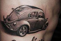 True Passion / C'è chi si tatua il nome del proprio figlio e chi il logo Volkswagen. Storie di un amore indelebile!