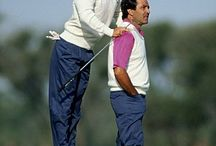 Spanish Golfers