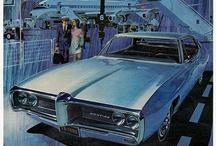 50s car ads