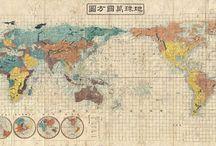 Kartor & Geografi