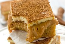 Brownies & Bars / What's your favorite bar? dulce du leche? Favorites pinned here!