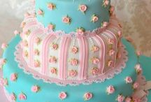 decoración- repostería / ideas para decorar tortas y galletas. Para realizar mesas dulces