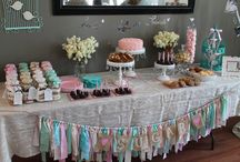 Annabelle's 1st bday / Sugar and spice / by Darcie Stephens