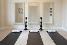Yoga/meditation room