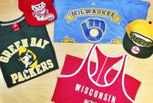 Wisconsin Sports / Wisconsin isn't just about cheese. Go Wisconsin!