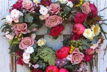 Crafts: Wreath Ideas