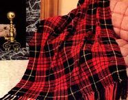 tartan crochet bkanket