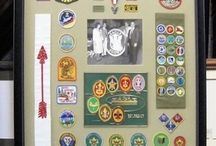 Scout Awards Displays