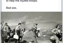 Women working in history