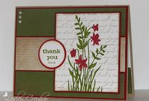 Floral Cards - Miscellaneous / by Diana Crawford