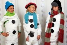 oblékáme se v zimě