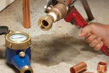 Home DIY-Plumbing