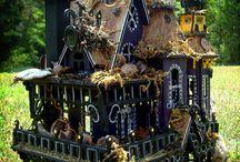 Fairy gardens / Fairy houses
