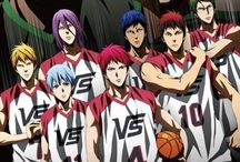 Kuroko's basket / Kuroko's basket is a Japanese sports manga series written and illustrated by Tadatoshi Fujimaki. It was adapted into an anime television series by Production I.G that began airing in 2012, with a second season that began airing in October 2013 and a third season that began airing in January 2015. An anime film adaptation of the Kuroko's Basketball: Extra Game manga premiered in Japan on March 18, 2017.  https://en.wikipedia.org/wiki/Kuroko%27s_Basketball