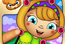 123 Kids Fun Dots / #apps #kids #games #play #kids #fun #education