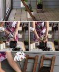 materas huertos y jardines verticale en espacios reducidos