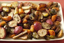 Veggies & Potatoes/Rice / by Susan Fibert