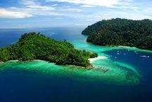 Malaisie / Les plus belles photos de Malaisie pour vous donner envie de découvrir ses merveilleux paysages et cette culture colorée.