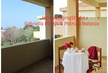 Home Stage / Uno Sguardo sul mondo dell'Home Stage e in particolare sul lavoro di due professioniste che lavorano in Sardegna, Gabriella Pontis e Patrizia Balasso di Home Staging Studio