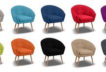 Fauteuils Aventy / Craquez pour le style contemporain de notre gamme de  fauteuils AVENTY.