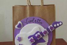 violetta chitarra
