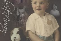 Collages Photographic / Family history