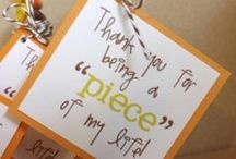 Thank You Gift Ideas / by Heidi Hughes