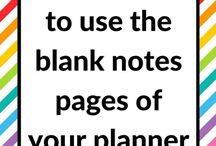 Notebook ❤️❤️