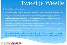 ICT social media in de klas / social mediatools die je in de klassenpraktijk van het PO kunt gebruiken / by Juf Marita NL