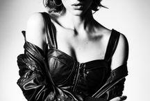 Rosa Gregory / Sesión de fotos en plató con la modelo internacional Rosa Gregory