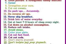 My weight loss tips