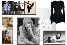 JUST DANCE / by juleVintage / theSTYLEARMORY