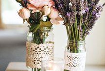 Lavender bouguets