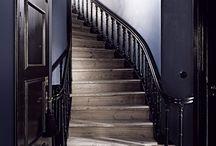 Beaux escaliers
