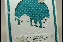 Card Ideas Christmas / Ideas and inspiration for Christmas cards