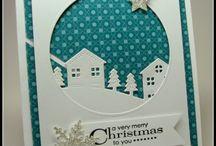 Card Ideas Christmas / Ideas and inspiration for Christmas cards