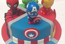 Superhéroes party ideas
