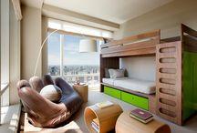 Children's Bedrooms / Great ideas and inspiration for children's bedrooms.