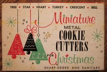 Cookie Cutters / by Beth Larrick