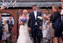 Redworth Hall wedding