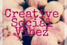 Creative Social Vibez