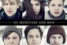O M A M / Of Monster & Men