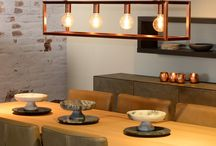 Kitchen Lighting / Kitchen lighting needs to be practical as well as stylish. The kitchen the heart of any home and the lighting needs to be amiable and inviting