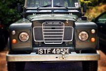 Land Rover for Antony