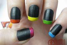 Nails / by Mia Marzion