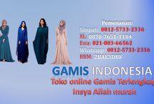 gamisindonesia / Pusat Gamis Terlengkap, murah dan berkualitas